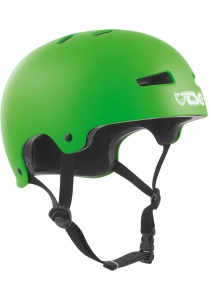 KASK TSG EVOLUTION SOLID COLOR FLAT LIME GREEN